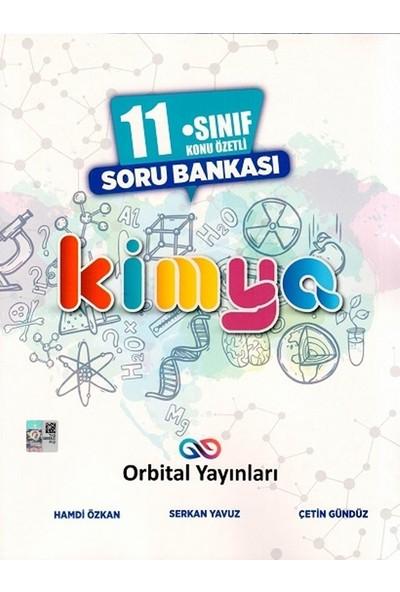 Orbital Yayınları 11. Sınıf Kimya Konu Özetli Soru Bankası - Hamdi Özkan