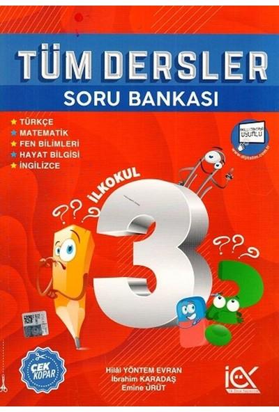 İlk Önce Yayıncılık 3. Sınıf Tüm Dersler Soru Bankası - İbrahim Karadaş