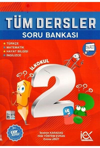 İlk Önce Yayıncılık 2. Sınıf Tüm Dersler Soru Bankası - İbrahim Karadaş
