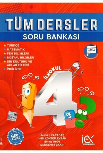İlk Önce Yayıncılık 4. Sınıf Tüm Dersler Soru Bankası - İbrahim Karadaş
