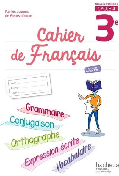 Cahier De Français 3ème