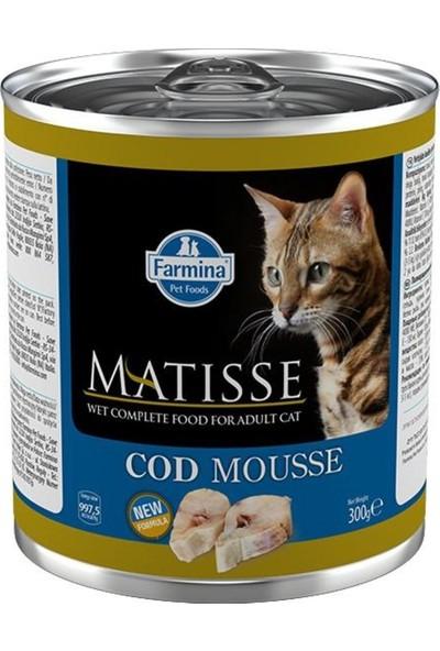 Matisse Morina Balıklı Kedi Konservesi 300G