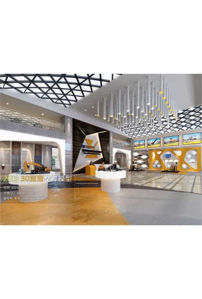 Tangart Vray/3DS Max Modelleme Seti (Interior Design Renderings - 2015)