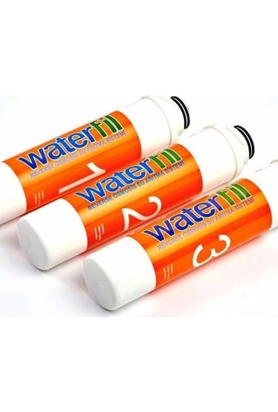 Waterfil Su Arıtma Filtresi
