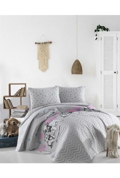 The Fabric Best Friends Tek Kişilik Yatak Örtüsü Seti