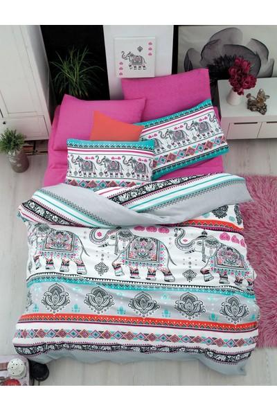 The Fabric Elephant Tek Kişilik Nevresim Seti