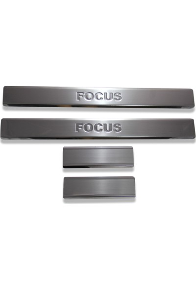 Kutupkrom Focus Sd Krom Kapı Eşiği 1998-2005