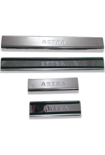 Kutupkrom Opel Astra H Hb Krom Kapı Eşiği 2004-2010