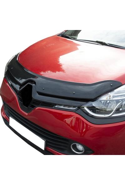 Kutuplast Renault Clio 4 Kaput Rüzgarlığı Koruyucu