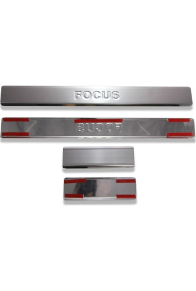 Kutupkrom Focus Hb Krom Kapı Eşiği 1998-2005