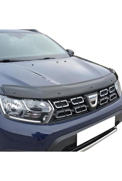 Kutuplast Dacia Duster 2018 ve Sonrası Kaput Rüzgarlığı Koruyucu
