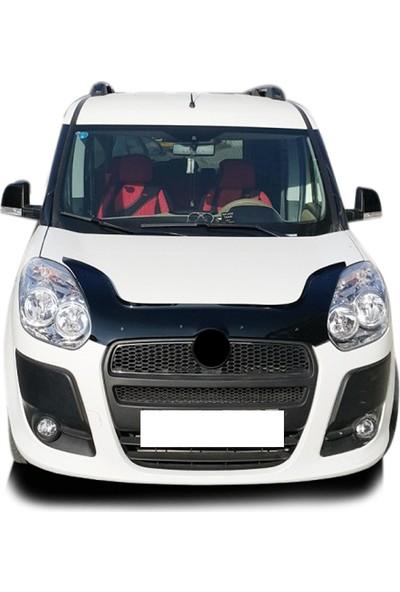 Kutuplast Fiat Doblo 2010-2014 Yılları Kaput Rüzgarlığı Koruyucu