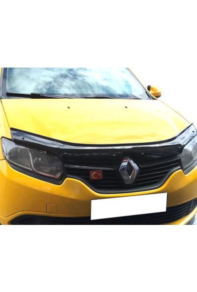 Kutuplast Renault Symbol 2013- ve Sonrası Kaput Rüzgarlığı Koruyucu