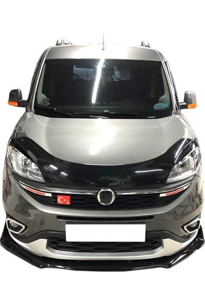 Kutuplast Fiat Doblo 2015- ve Sonrası Kaput Rüzgarlığı Koruyucu