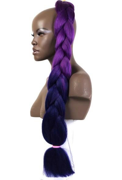 Miss Hair - Ombreli - Zenci Örgüsü Saçı Afrika Örgüsü Malzemesi