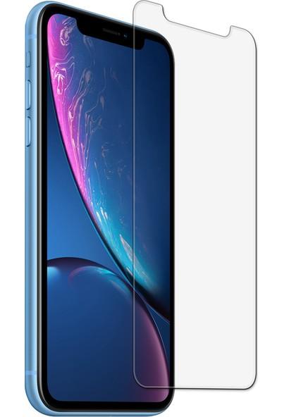 Kzn Apple iPhone XR Ekran Koruyucu Nano Cam Şeffaf