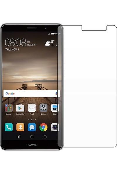Kzn Huawei Mate 9 Ekran Koruyucu Nano Cam Şeffaf