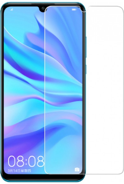 Kzn Huawei P30 Ekran Koruyucu Nano Cam Şeffaf