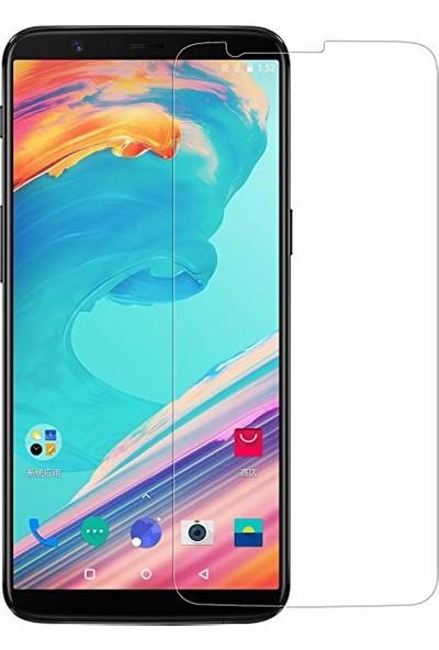 Kzn One Plus 5T Ekran Koruyucu Nano Cam Şeffaf