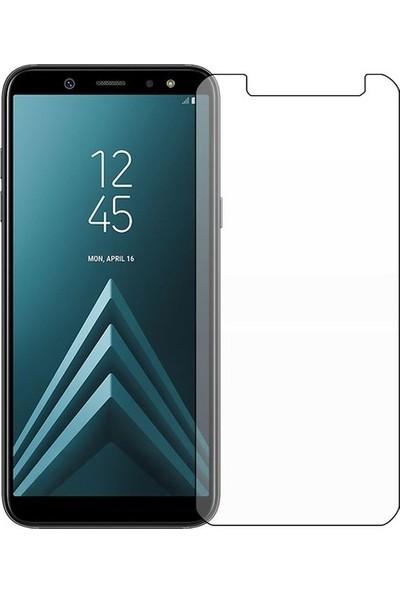 Kzn Samsung Galaxy A6 2018 Ekran Koruyucu Nano Cam Şeffaf