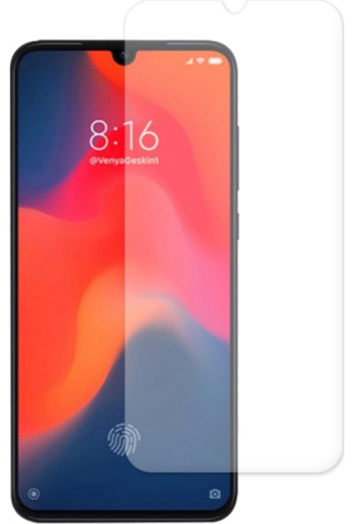 Kzn Xiaomi Mi 9 SE Ekran Koruyucu Nano Cam Şeffaf