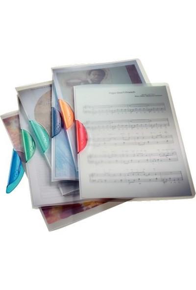 Leıtz 417400 Colorclıp Magıc Dosya Turuncu