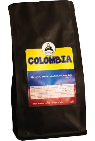 Yongacı Colombia Filtre Kahve