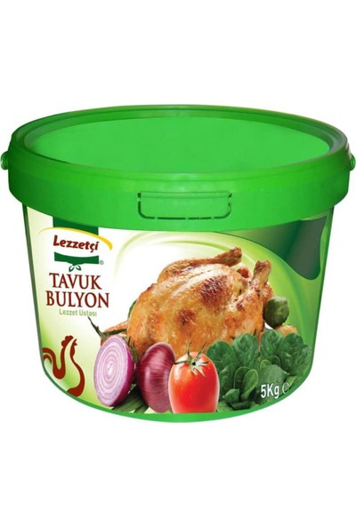 Lezzetçi Tavuk Bulyon