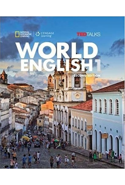 World English 1 Student Book With Cd-Rom