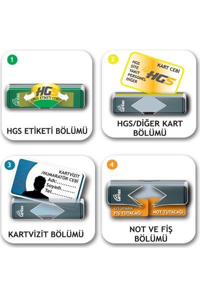 Hgs Kart ve Etiket Kabı