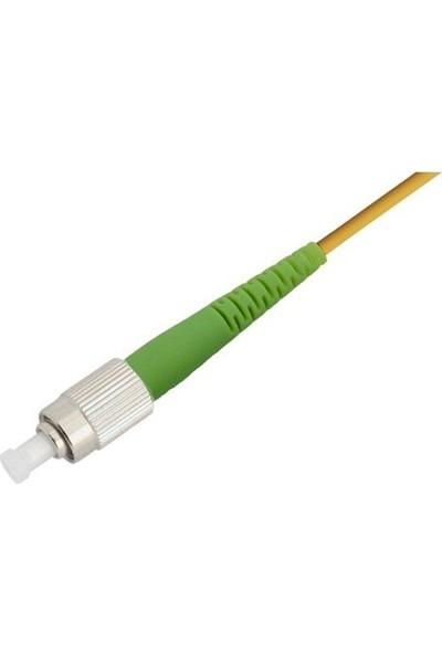 Fotesk F/o Sm/apc Fc Pigtail Fiber Optik Kablo 1 mt