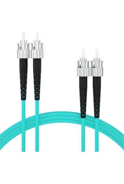 Fotesk F/o Om3 St-St Fiber Optik Kablo 3 mt