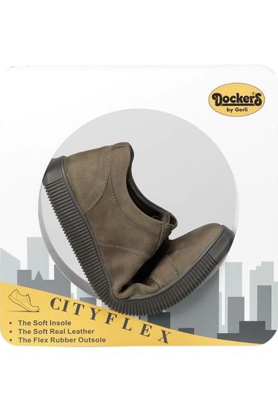 Dockers By Gerli 227151 9Pr Haki Erkek Ayakkabı