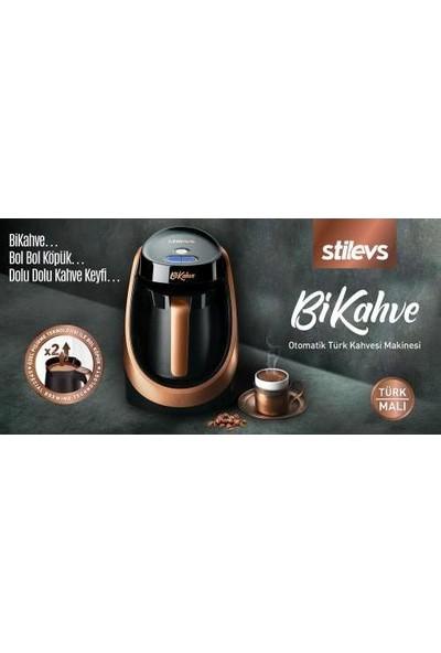 Stilevs Bikahve Otomatik Türk Kahvesi Makinesi