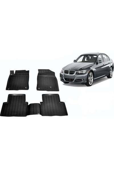 Chn Global BMW 3 Serisi E90 3D Havuzlu Oto Paspas Araca Özel (2005-2012)