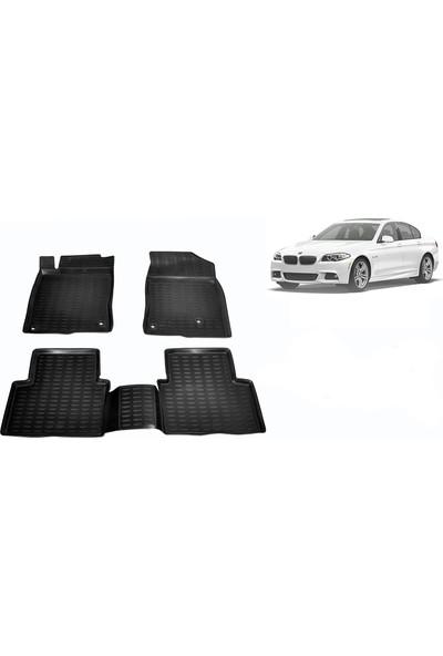 Chn Global BMW 5 Serisi F10 3D Havuzlu Oto Paspas Araca Özel (2011-2013)