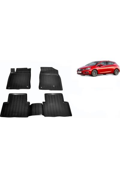 Chn Global Opel Astra K 3D Havuzlu Oto Paspas Araca Özel