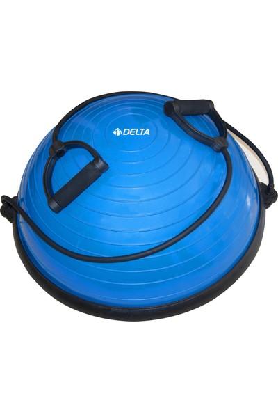 Delta Mavi Pilates Bosu Topu Bs616 Pilates Bosu Ball Pompali