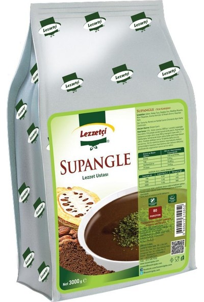Lezzetçi Supangle 3 kg
