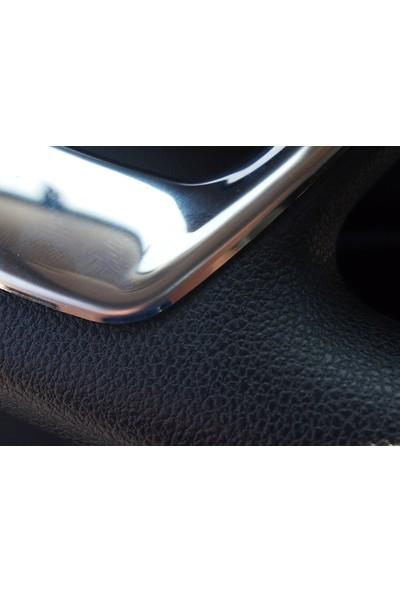 Renault Megane 4 Direksiyon Kromu Paslanmaz Çelik 1 Parça