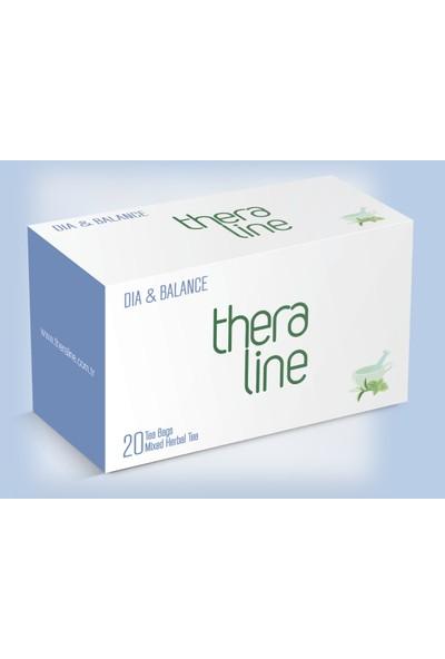 Theraline Fonksiyonel Bitki Çayı Dia & Balance