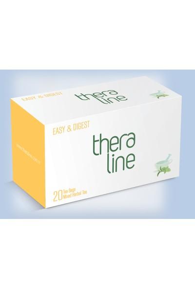 Theraline Fonksiyonel Bitki Çayı Easy & Digest
