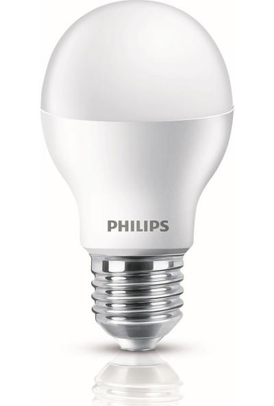 Philips 9 W LED Ampul E-27 Sarı 6'lı