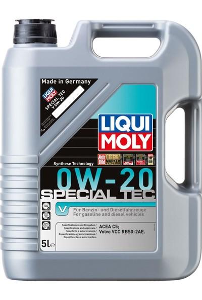 Liqui Moly Volvo Araçlara Özel V 0W-20 Sent. Mot.Yağı 5 Lt. 20632