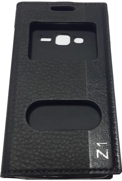 Ahi ZTE Nubia Z11 Telefon Kılıfı - Siyah