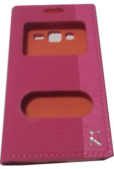 Ahi ZTE Nubia Z11 Telefon Kılıfı - Pembe