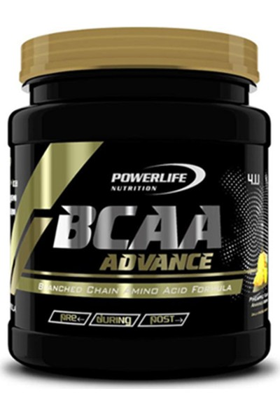 Powerlife BCAA Advance 4.1.1 360 gr Pre Workout Bcaa Powder