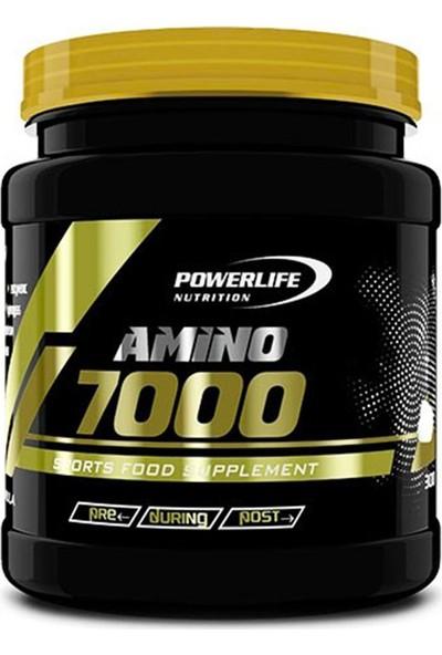 Powerlife Nutrition Amino 7000 300 Tablet Komplex Amino Asit