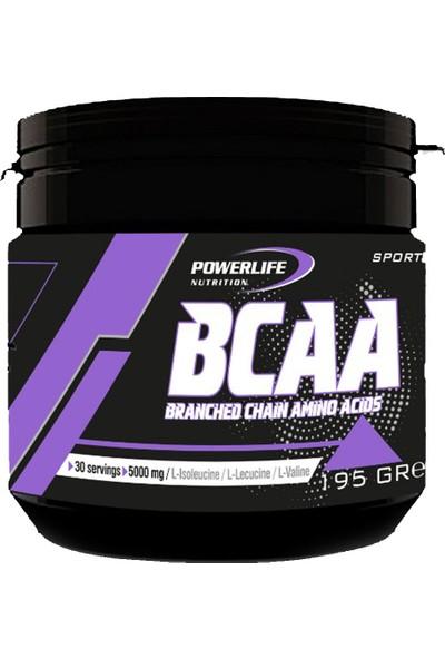 Powerlife Nutrition BCAA 2:1:1 195 gr Nar Aromalı Bcaa Powder