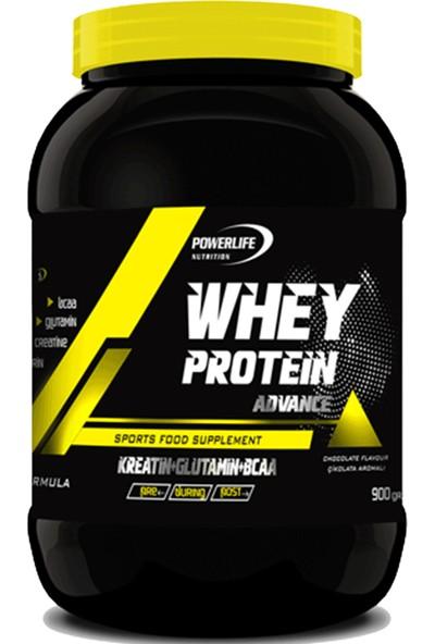 Powerlife Nutrition Whey Protein Tozu 900 gr Komplex Protein 2 Aromalı